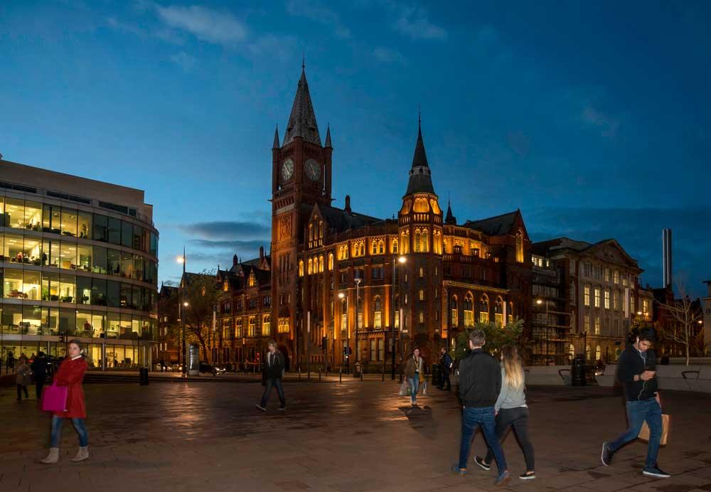 University Of Liverpool England Top UK Education