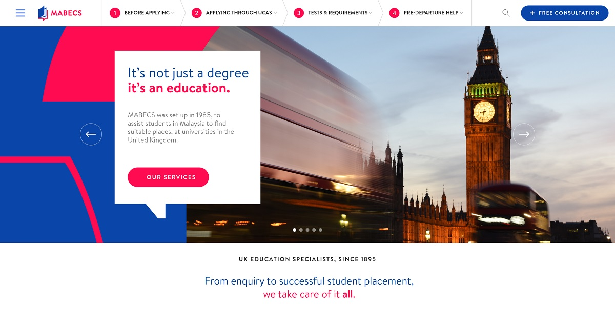 Home | Top UK Education Specialist | Get your UK Degree with MABECS